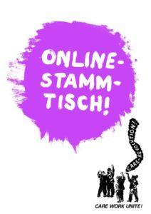Stammtisch Care Work Unite Zürich online